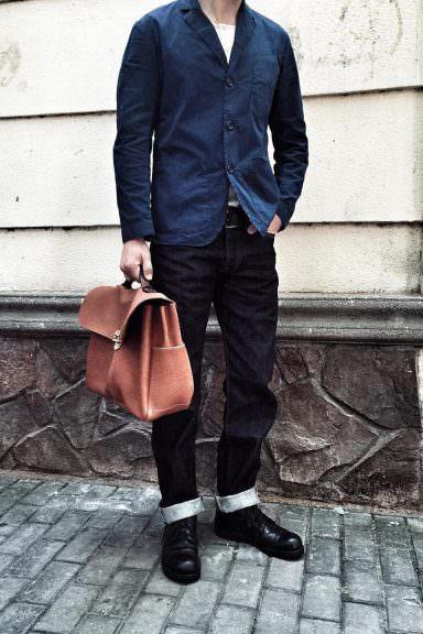 bleu de chauffe toulouse sac